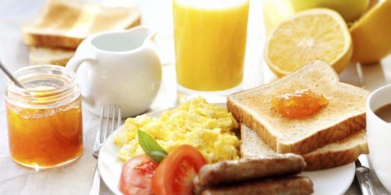 енергийна закуска
