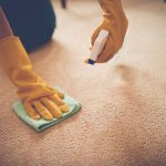 Упорити петна от килими