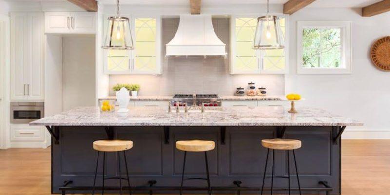 чиста и подредена кухня