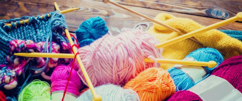 Как се плете зимна шапка