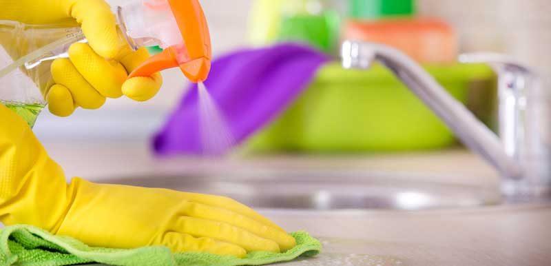 Съвети за домашно почистване