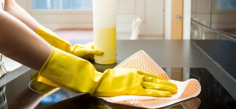 Трикове за почистване на дома