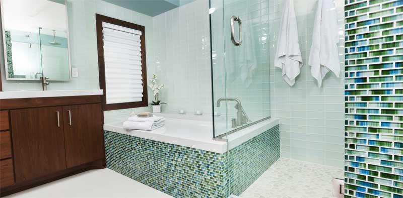 Уютна баня - трикове и съвети