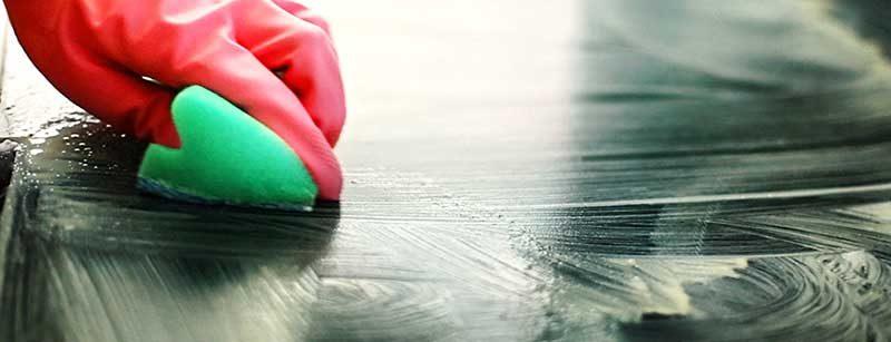Домашно почисване за мързеливи