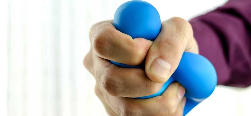 Как да си направим антистрес топка