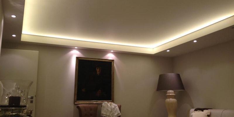 Топдом - окачени тавани, усилия, почистване
