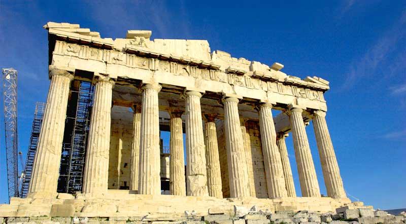 Храмът на Артемида в Ефес в Турция