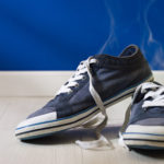 Топдом - лоша миризма, обувки, аромат