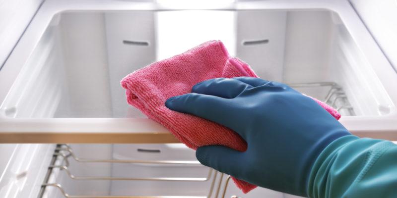 Топдом - почистване, хладилник, правила