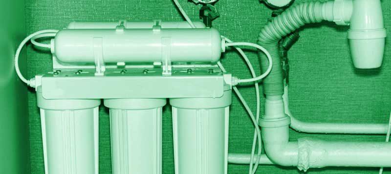 Пречистване на вода с обратна осмоза