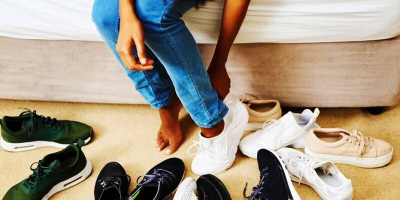 Спортни обувки за жени онлайн